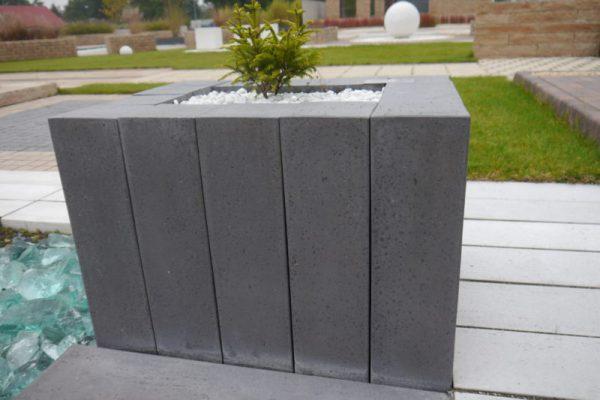 Palisada Trawertyn 79,5x15x14,5 1
