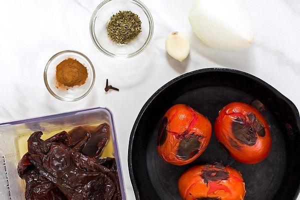 Adobo Sauce ingredients