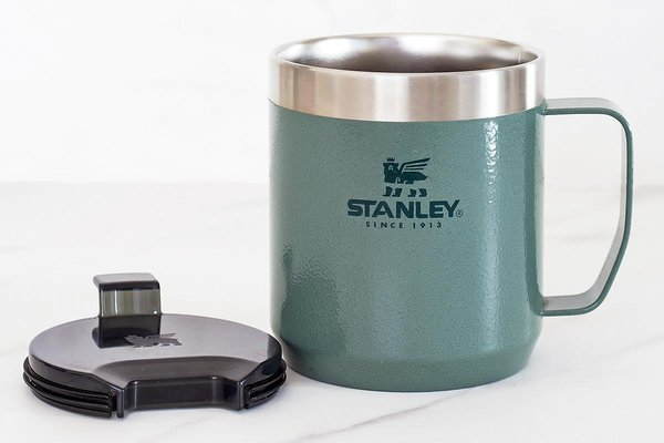 Classic Legendary Camp Mug with lid cover