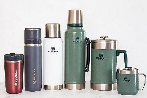 Variety of Stanley Vacuum Bottles
