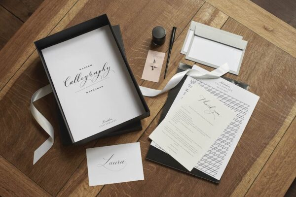 London Calligraphy Luxury Calligraphy Set: For Beginners