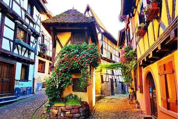 Don't miss the colorful region of Colmar on your trip to Strasbourg