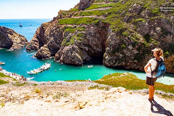 Enjoy the good weather and discover the waters of Peniche