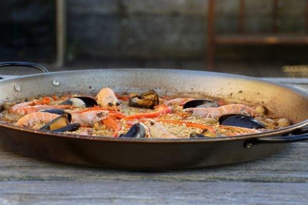 Paella Recipes Seafood