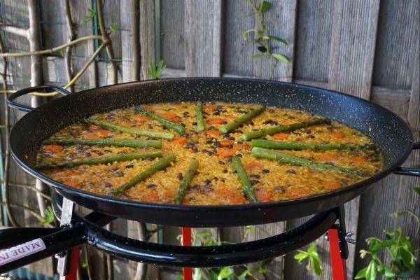 Paella Recipes Vegan