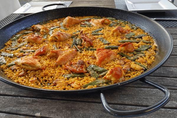 Paella Recipes Chicken