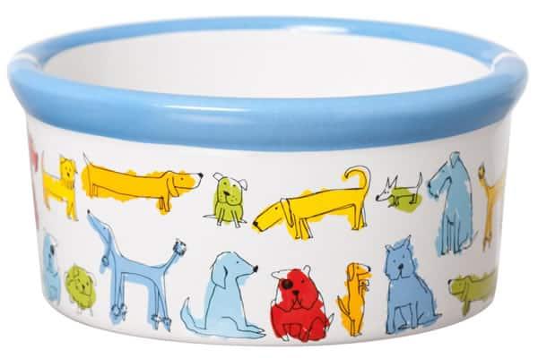 Ceramic Dog Bowl 2