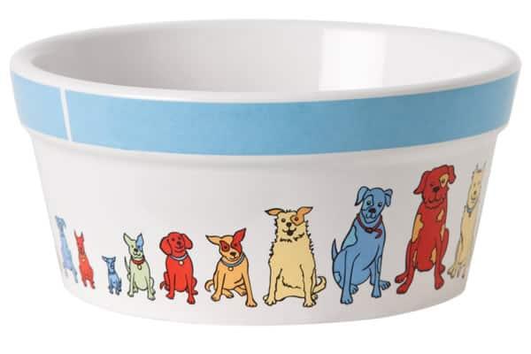 Ceramic Dog Bowl 4