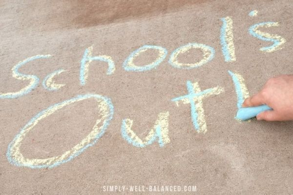 School's Out - help your kids celebrate the last day of school with these great ideas.