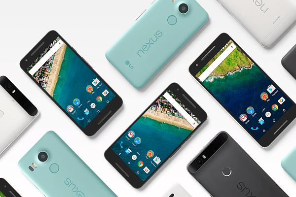 Nexus 5X - 6P