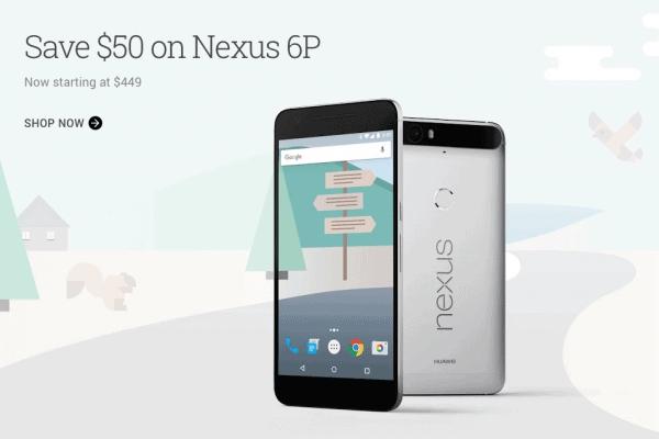 Nexus 6P Father's Day