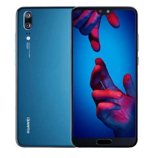 Huawei P20 Won't Turn On