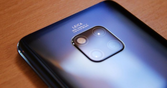 Huawei Mate 20 Can't Send Text Message