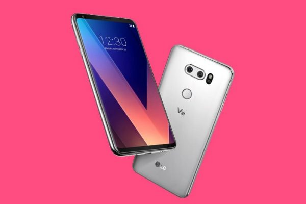 LG V30 Mobile Network Not Available