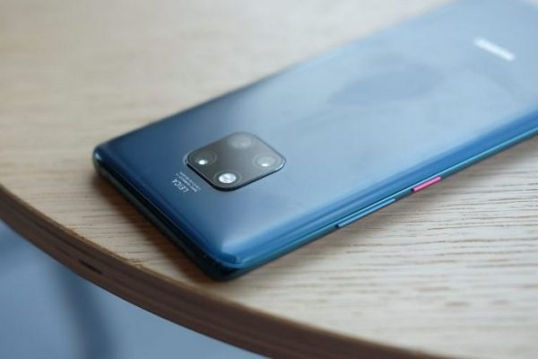 Huawei Mate 20 Pro Can't Send Text Messages