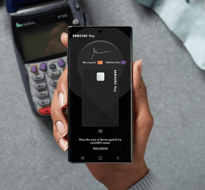Galaxy Note10+ NFC