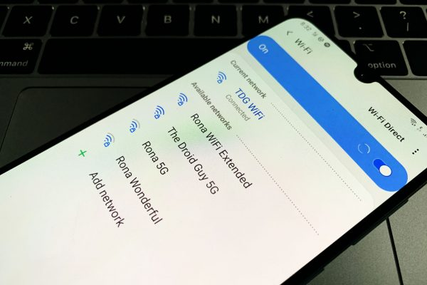 wifi internet failed on galaxy a70