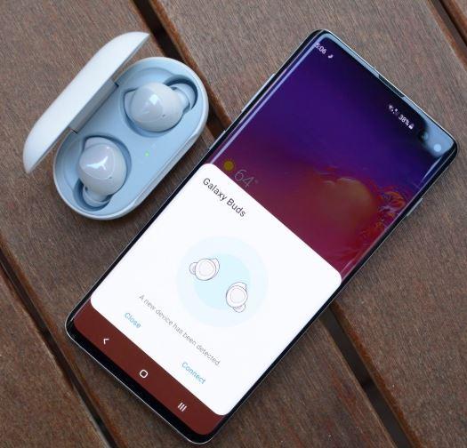 Galaxy Buds Bluetooth issues