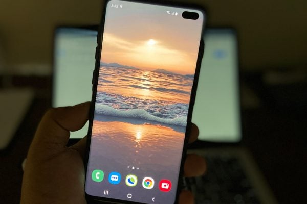 Fix a Galaxy S10 that randomly freezes after Android 10