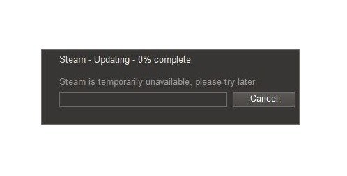 Steam extracting package error