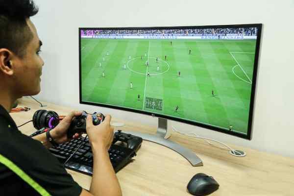 các màn hình chơi game - 2