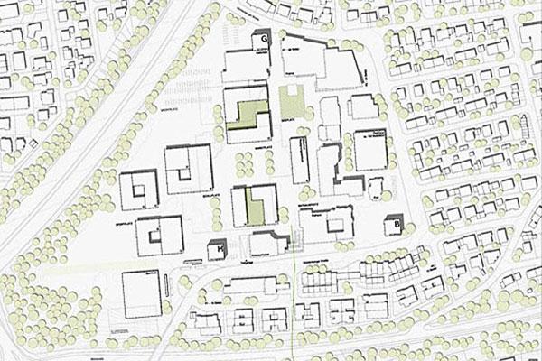 Masterplan, Freiberg