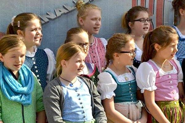 Spatenstich Realschule Prien