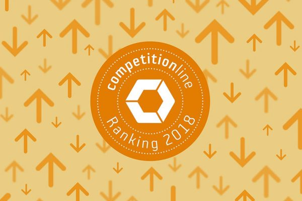 Competitionline Ranking 2018