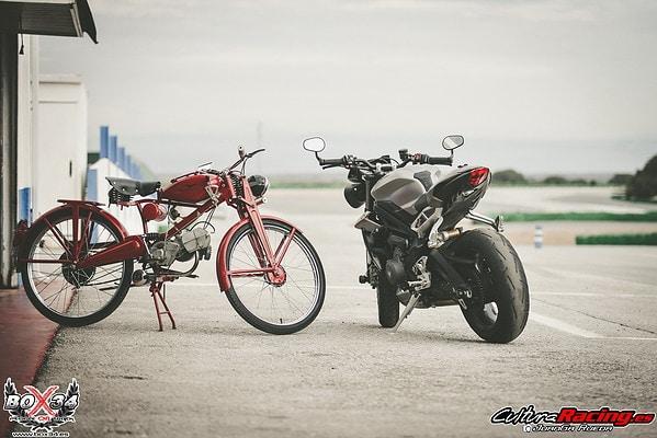tandas y cursos de motos en circuito y karting