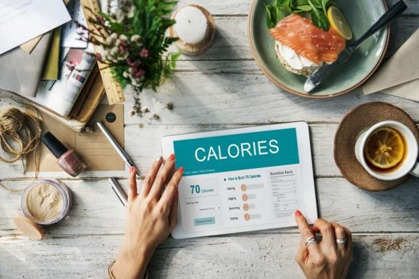 calorie counting and monk fruit