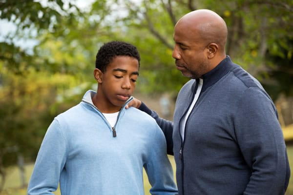 how to talk to teens about addiction in the family