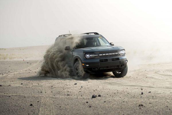 Ford Bronco Sport_sand crawl