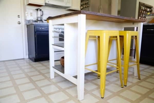 IKEA Hack: Stenstorp Kitchen Island