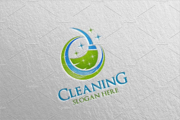 Cleaning Services Vector Logo Designs