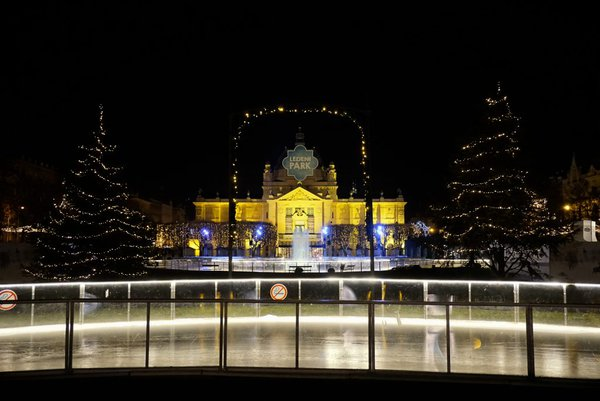 Christmas, Zagreb, Croatia - Experiencing the Globe
