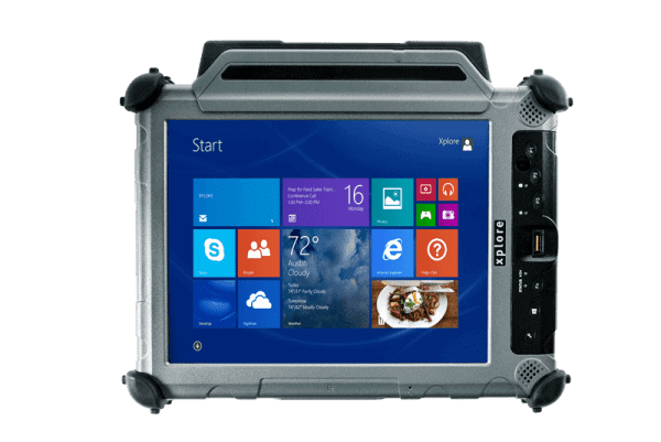 XC6 Rugged Tablet