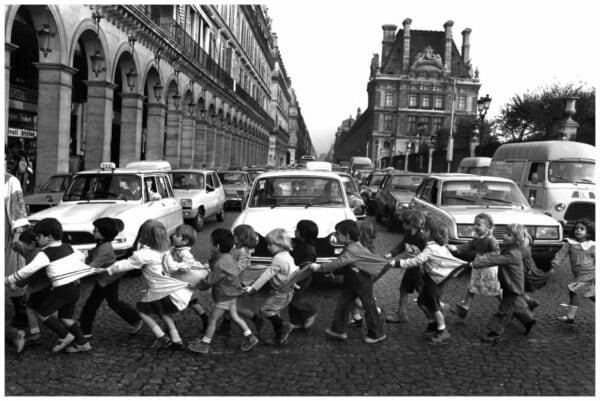 Les tabliers de la rue de Rivoli, 1978
