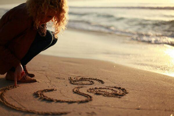 fotografare la spiaggia