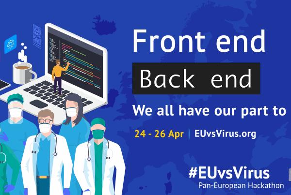 EUvsVirus hackathon EU Commission