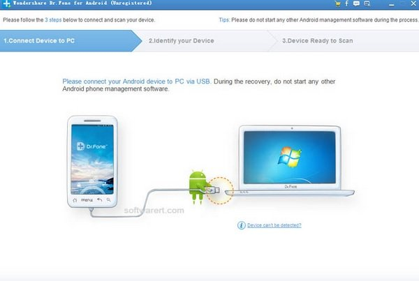 Recover Galaxy S5 Messages