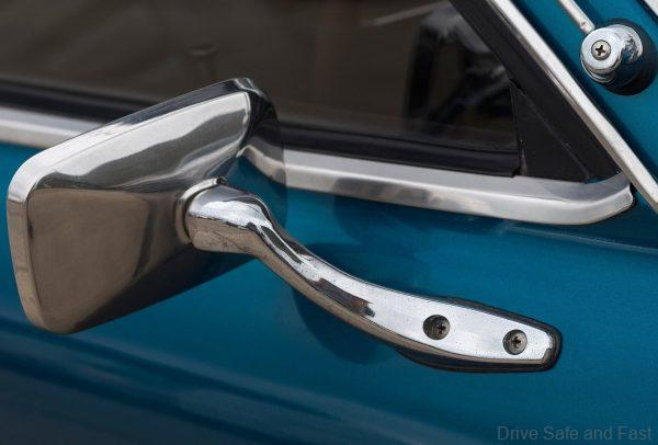 Mazda RX-3_side view mirror