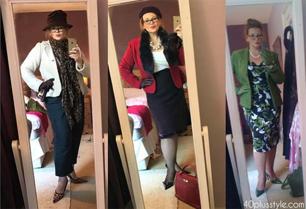 Chic looks for women featuring blazers | 40plusstyle.com