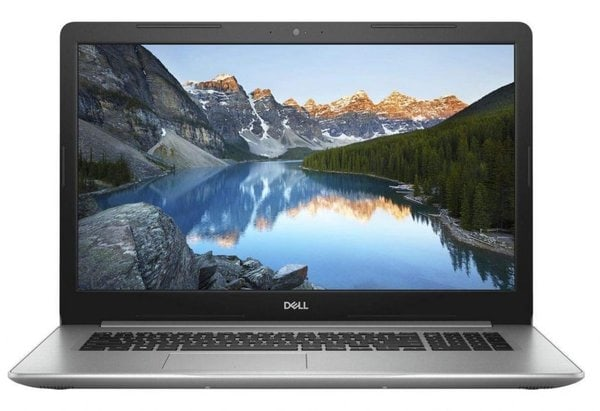 Dell Inspiron 17.3-inch IPS Panel Laptop with AMD Graphics