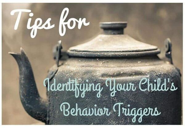 Tips for Identifying Your Child's Triggers