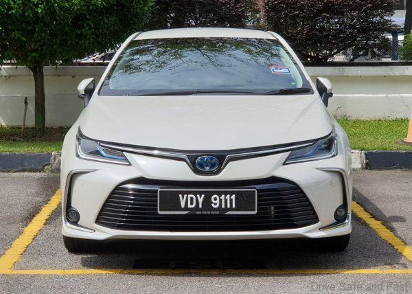 Toyota Altis Hybrid 2020