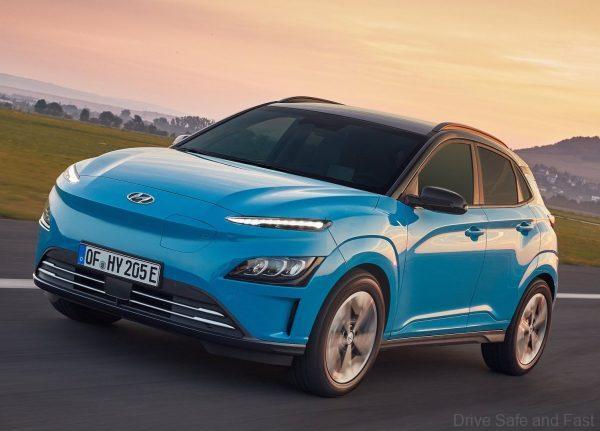 Hyundai Kona Electric_front
