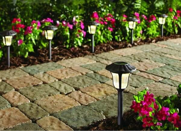 PATH LIGHTING FOR PORCH