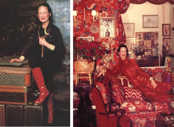 Diana Vreeland on style | 40plusstyle.com