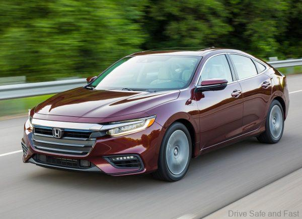 Honda Insight 2020 model