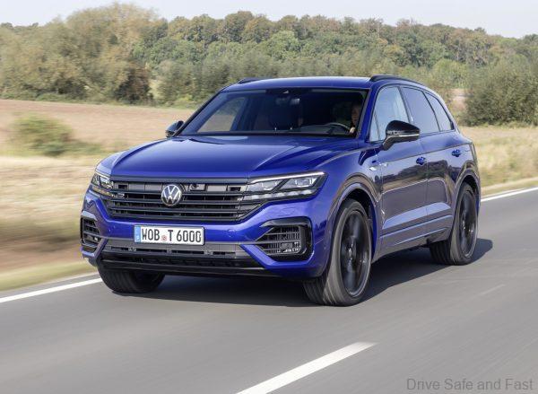 Volkswagen Touareg R PHEV_front